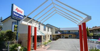 Apex Motor Lodge - Nelson - Bygning