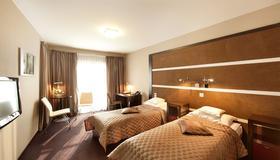 Niebieski Art Hotel & Spa - Krakau - Schlafzimmer