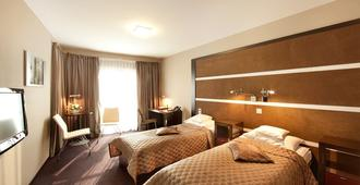 Niebieski Art Hotel & Spa - קראקוב - חדר שינה