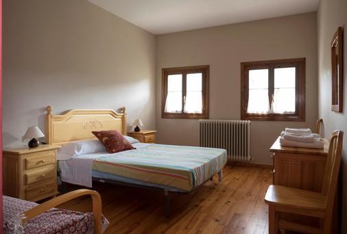 Albergue Casa Salinas - Secastilla - Bedroom