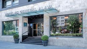 AC Hotel General Álava by Marriott - Vitoria - Edificio