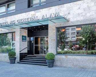 AC Hotel General Álava by Marriott - Vitoria-Gasteiz - Building