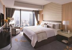 Jing An Shangri-La, West Shanghai - Σανγκάη - Κρεβατοκάμαρα
