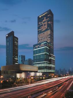Jing An Shangri-La, West Shanghai - Σανγκάη - Κτίριο