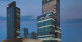 Jing An Shangri-La, West Shanghai - Shangai - Edificio