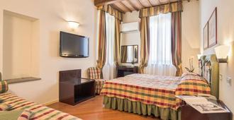 Hotel Italia - Siena - Bedroom
