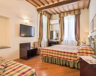 Hotel Italia - Siena - Habitación