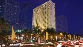 Diamond Hotel Philippines - Manila - Edificio