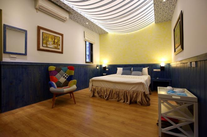 Holland Windmill B & B - Hualien City - Bedroom