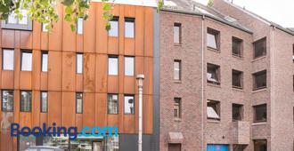 Hostel Bruegel - Bruselas - Edificio