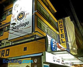 Hotel Santiago Centro - Teresopolis - Building