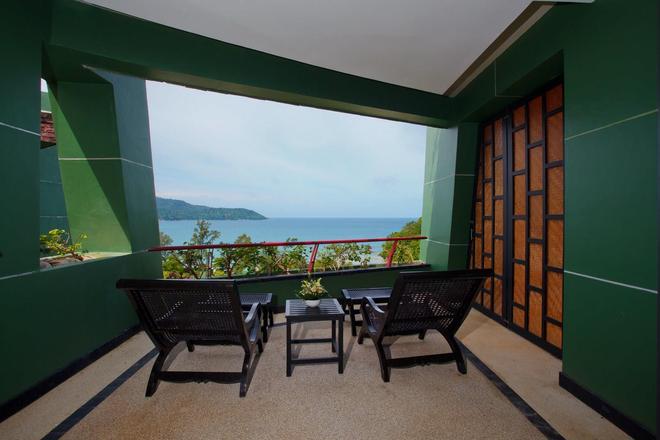 The Aspasia Phuket - Karon - Balcony