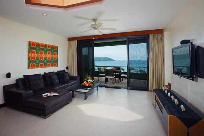 The Aspasia Phuket - Karon - Living room