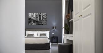 ブティック ホテル メトロ 900 - ナポリ - 寝室
