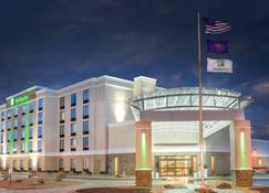 Holiday Inn Terre Haute - Terre Haute - Budynek
