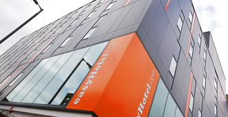 easyHotel Glasgow City - Glasgow - Bâtiment