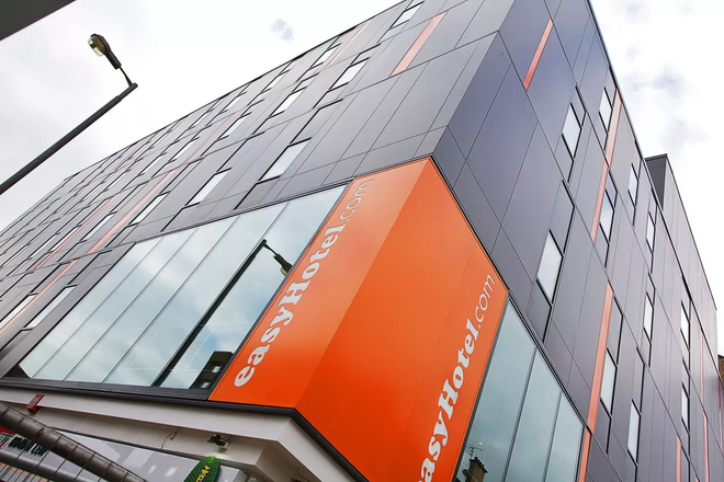 easyHotel Glasgow City - Glasgow - Building