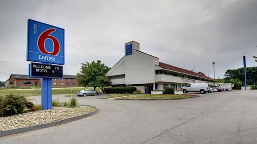 錫達拉皮茲六號汽車旅館 - 錫達拉皮茲 - Cedar Rapids - 建築