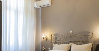 Beautiful City Suites - אתונה - חדר שינה