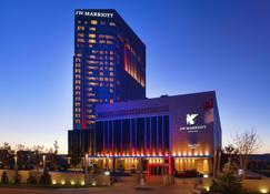 JW Marriott Hotel Ankara - Ankara - Rakennus