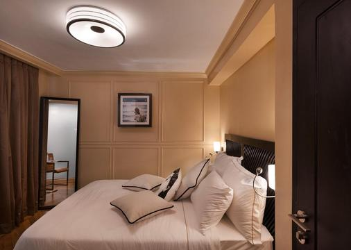 Montefiore 16 - Urban Boutique Hotel - Tel Aviv - Bedroom