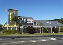 Southpacific Motel And Conference Centre - Whangamata - Gebäude