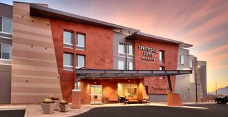 SpringHill Suites by Marriott Moab - Moab - Edificio