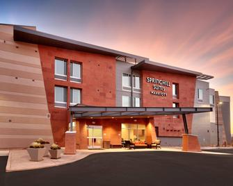 SpringHill Suites by Marriott Moab - Moab - Building
