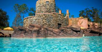 Universal's Loews Portofino Bay Hotel - אורלנדו - בריכה