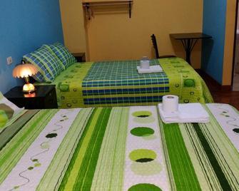Hostal Los Pinos - Huancayo - Bedroom