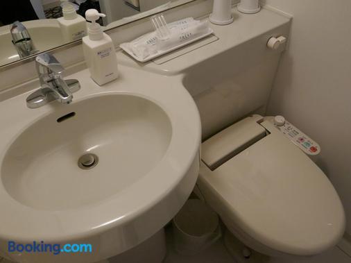 Sotetsu Fresa Inn Ginza-Sanchome - Tokyo - Bathroom