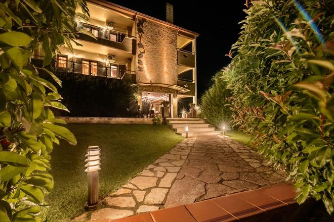 Naiades Hotel - Loutraki - Vista del exterior