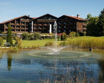 Lindner Parkhotel & Spa - Oberstaufen - Building