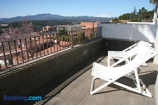 Montjuic Bed & Breakfast - Girona - Balcony