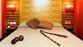 Hotel Spa Qh Centro Leon - León - Bedroom