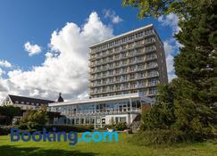 Rügen-Hotel Sassnitz - Sassnitz - Bygning