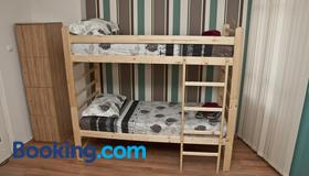 Hostel Mostel Hub Rooms and Apartments - Sofia - Phòng ngủ