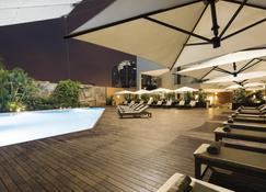 Hotel Trópico - Luanda - Piscina