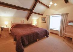 Centre Of Britain Hotel - Haltwhistle - Bedroom