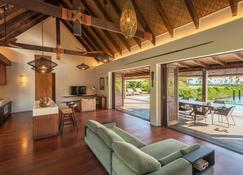 Six Senses Fiji - Malolo Island - Sala de estar
