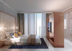 シャザ ホテル メッカ - メッカ - 寝室