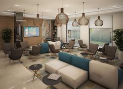Q Hotel Plus Katowice - Katovice - Lounge