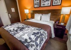 JFK 機場威大道斯利普酒店 - 牙買加 - 皇後區 - 臥室
