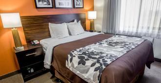 Sleep Inn JFK Airport Rockaway Blvd - Queens - Bedroom