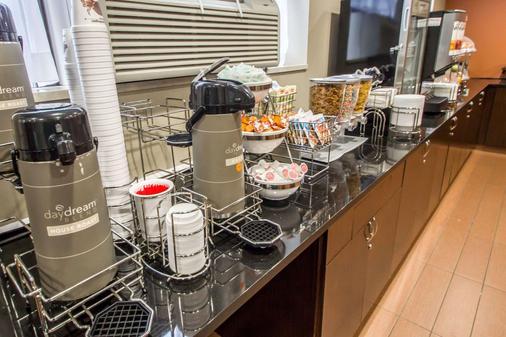 JFK 機場威大道斯利普酒店 - 牙買加 - 皇後區 - 自助餐
