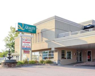 Quality Inn Mont-Laurier - Мон-Лорьє - Building