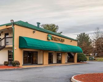 Quality Inn - Culpeper - Building