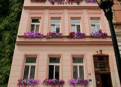 Hotel Boston - Karlovy Vary - Rakennus
