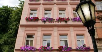 Hotel Boston - Karlovy Vary - Edificio