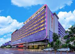 Taw Win Garden Hotel - Yangon - Building